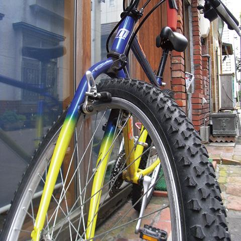 自転車一代目